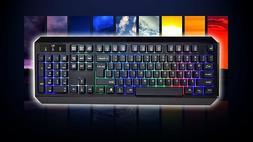rk300 backlit gaming keyboard