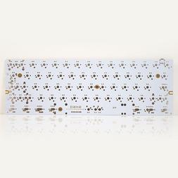 Satan GH60 PCB White Board LED for DIY Mechanical Keyboard p