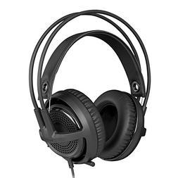 SteelSeries Siberia v3 Comfortable Gaming Headset - Black