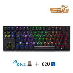 RK Sink87G Wireless <font><b>Mechanical</b></font> Gaming <f