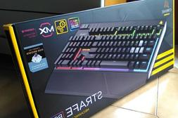 Corsair Strafe RGB Mechanical Gaming Keyboard Backlit LED Ch