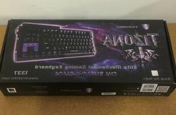 Tesoro Tizona G2NP Mechanical Gaming Keypad