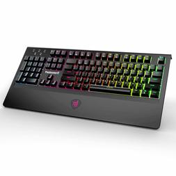 Tronsmart Mechanical Gaming Keyboard TK09R for PC Laptop and