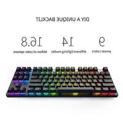 DREVO Tyrfing V2 87Key RGB Mechanical Gaming Keyboard Tenkey
