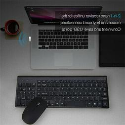 Ultra Thin USB Wireless/Wired Mechanical gaming keyboard Sil