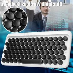 Universal LED bluetooth Wireless Mechanical Keyboard Typewri