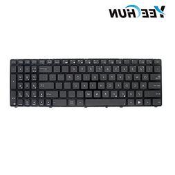 YEECHUN US Layout Keyboard for ASUS G51 G51Jx G51V G51VX G51