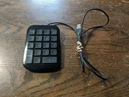 Targus AKP10US USB Numeric Keypad Number Keys Math Calculati