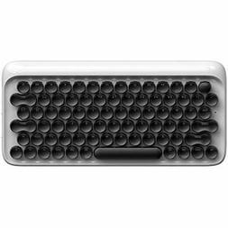 Vintage Keyboard Retro DOT Bluetooth Wireless Mechanical For