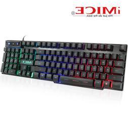wired gaming font b keyboard b font
