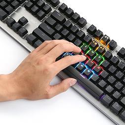 Wired Gaming Mechanical Keyboard, MAD GIGA K360 Keyboard wit