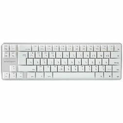 Qisan Wired Mechanical Gaming Keyboard PBT Keycaps Gateron R