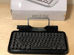 Vintage Keyboard Typewriter Wireless Mechanical Integrated T