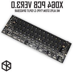xd60 xd64 3 0 pcb custom font