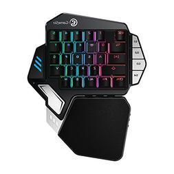 GameSir Z1 RGB Kailh Mechanical Gaming Keyboard One Handed M