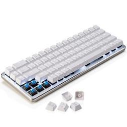 Ajazz Zn Mini Portable 68 Keys Mechanical Keyboard Ergonomic